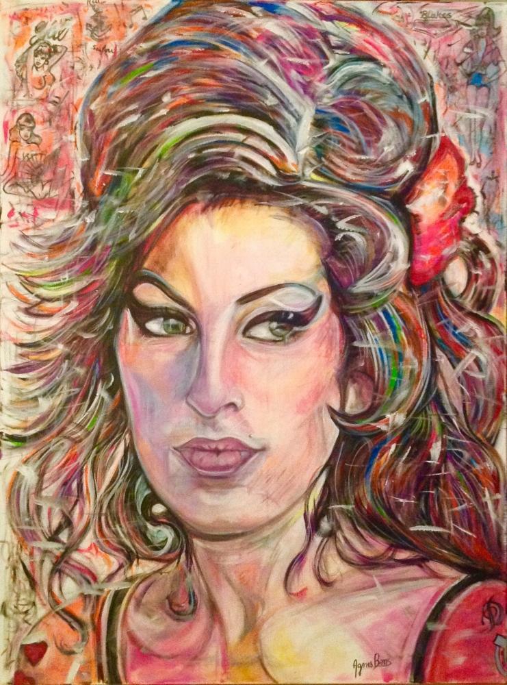 Amy Winehouse por allllicia